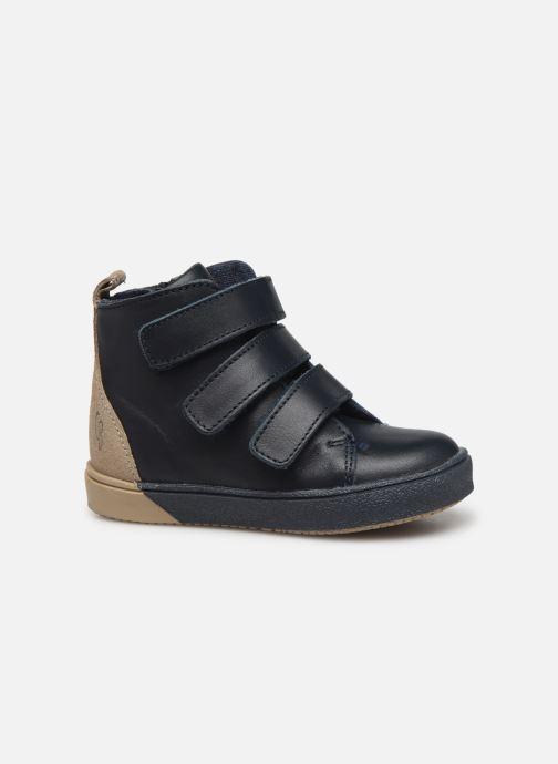 Sneakers Carrement Beau Baskets Y99052 Azzurro immagine posteriore