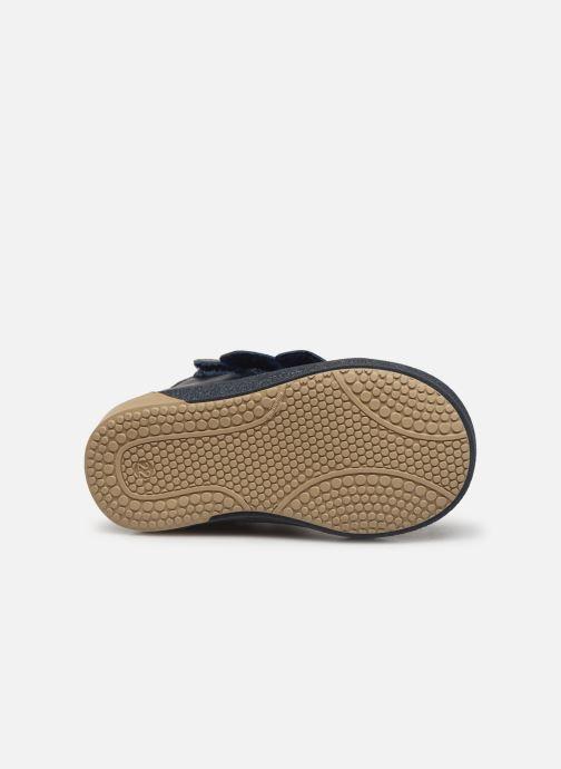 Sneakers Carrement Beau Baskets Y99052 Azzurro immagine dall'alto