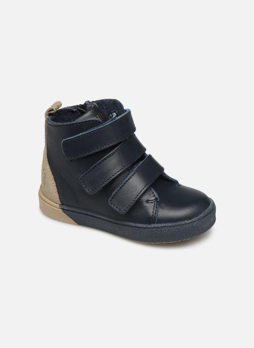 Sneakers Carrement Beau Baskets Y99052 Blauw detail