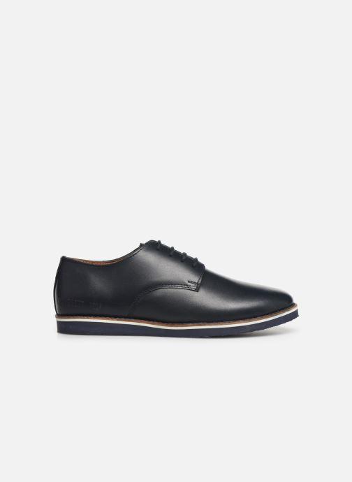 Chaussures à lacets CARREMENT BEAU Derby Y29026 Bleu vue derrière