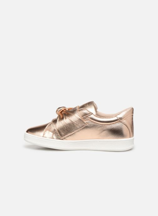 Sneaker CARREMENT BEAU Baskets Y19050 gold/bronze ansicht von vorne