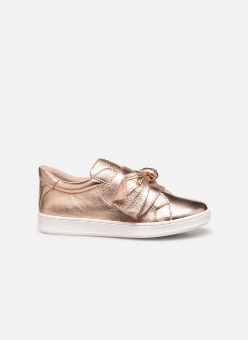 Sneaker CARREMENT BEAU Baskets Y19050 gold/bronze ansicht von hinten