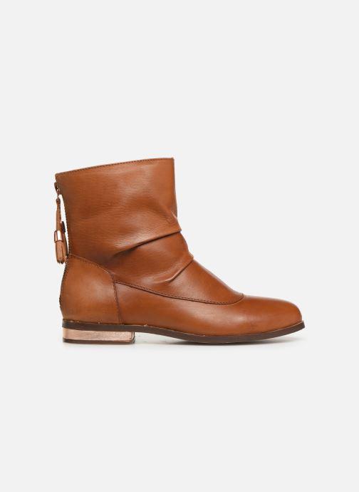 Bottines et boots CARREMENT BEAU Bottes Y19046 Marron vue derrière
