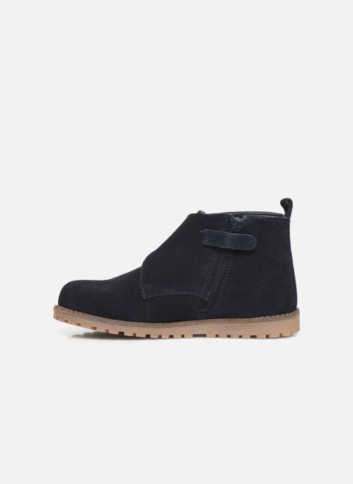Bottines et boots CARREMENT BEAU Bottines Y29029 Bleu vue face