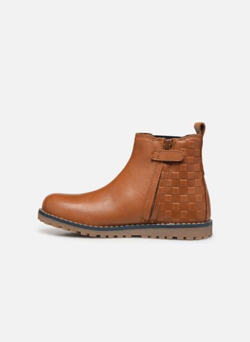 Bottines et boots CARREMENT BEAU Bottines Y29030 Marron vue face