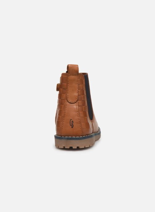 Bottines et boots CARREMENT BEAU Bottines Y29030 Marron vue droite