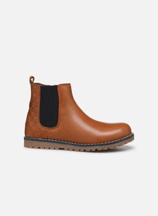 Bottines et boots CARREMENT BEAU Bottines Y29030 Marron vue derrière