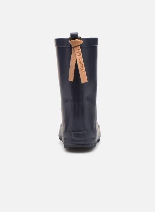Støvler & gummistøvler CARREMENT BEAU Bottes Pluie Y29Z00 Blå Se fra højre