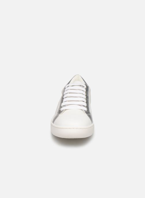 Trainers KARL LAGERFELD Romantic Sparkle White model view