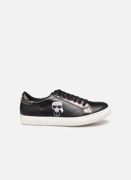 Sneaker Karl Lagerfeld Bad Boy schwarz ansicht von hinten