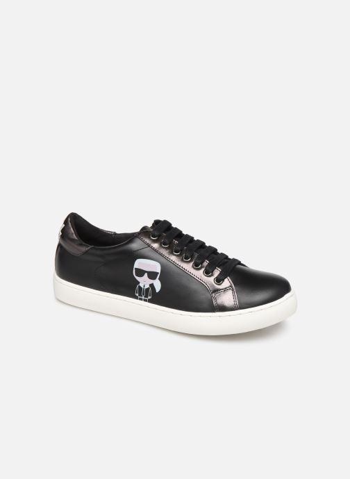 Sneakers KARL LAGERFELD Bad Boy Zwart detail