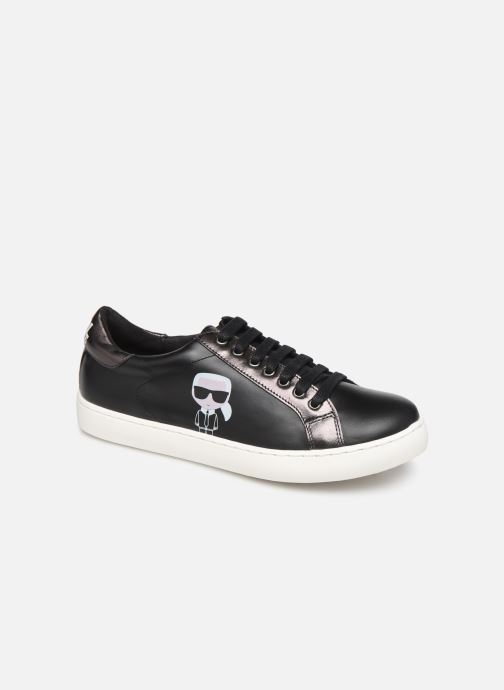 Sneakers Karl Lagerfeld Bad Boy Zwart detail