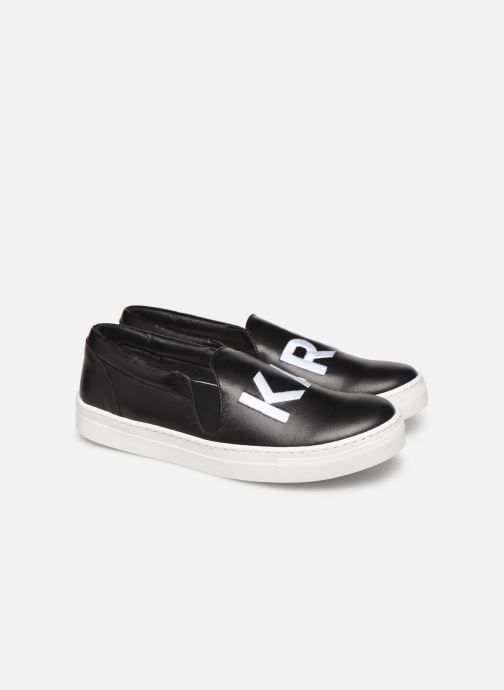 Sneakers Karl Lagerfeld Glam Rock Zwart 3/4'