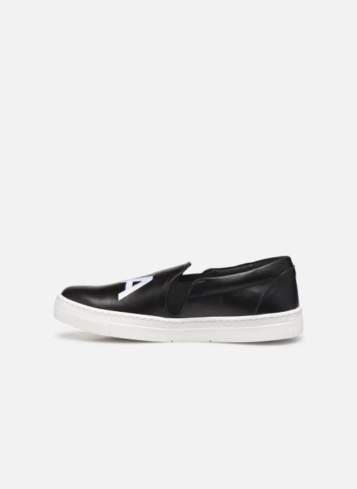 Sneakers Karl Lagerfeld Glam Rock Zwart voorkant