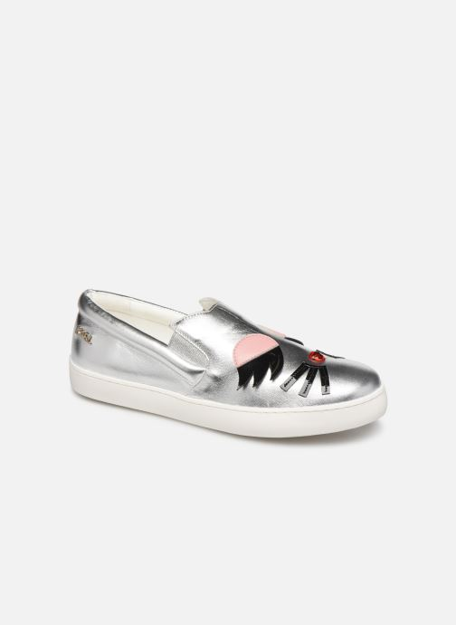 Sneakers Karl Lagerfeld Romantic Sparkle 2 Argento vedi dettaglio/paio