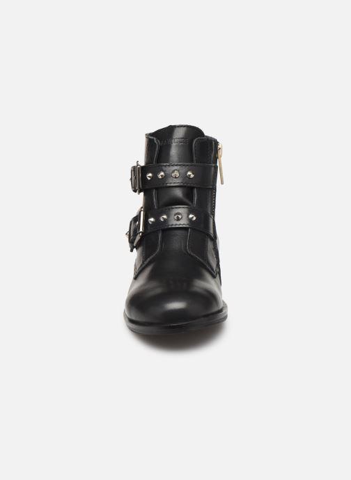 Bottines et boots Zadig & Voltaire Bottines X19010 Noir vue portées chaussures
