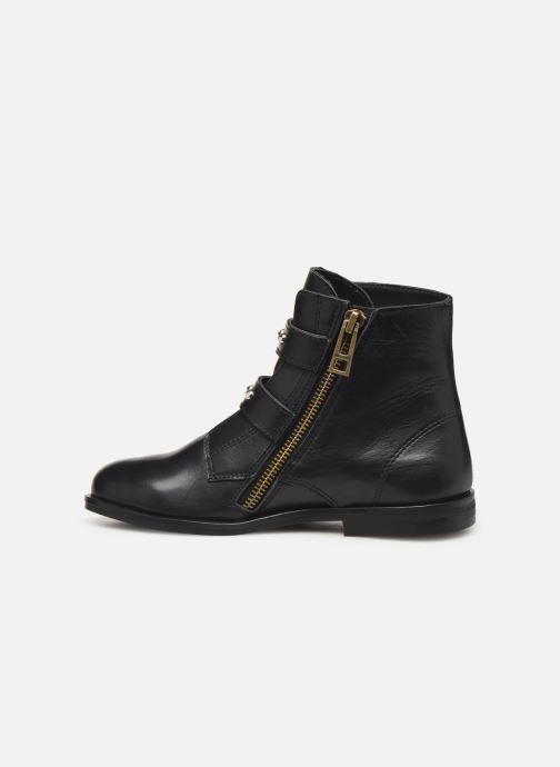 Boots en enkellaarsjes Zadig & Voltaire Bottines X19010 Zwart voorkant