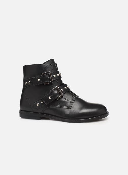 Boots en enkellaarsjes Zadig & Voltaire Bottines X19010 Zwart achterkant