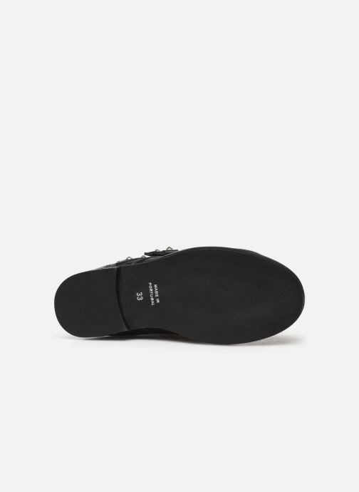 Boots en enkellaarsjes Zadig & Voltaire Bottines X19010 Zwart boven