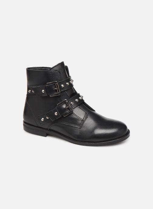Ankelstøvler Zadig & Voltaire Bottines X19010 Sort detaljeret billede af skoene