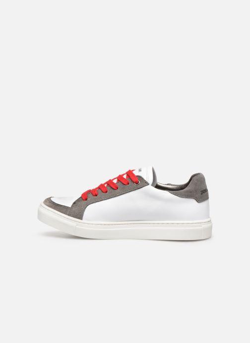Sneakers Zadig & Voltaire Baskets X29010 Wit voorkant