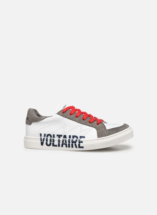 Trainers Zadig & Voltaire Baskets X29010 White back view