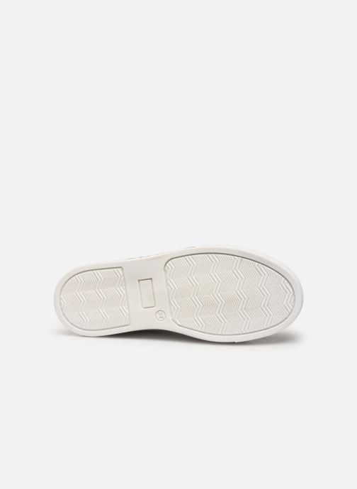 Trainers Zadig & Voltaire Baskets X29010 White view from above