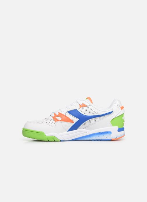 Sneakers Diadora Rebound Ace Bianco immagine frontale