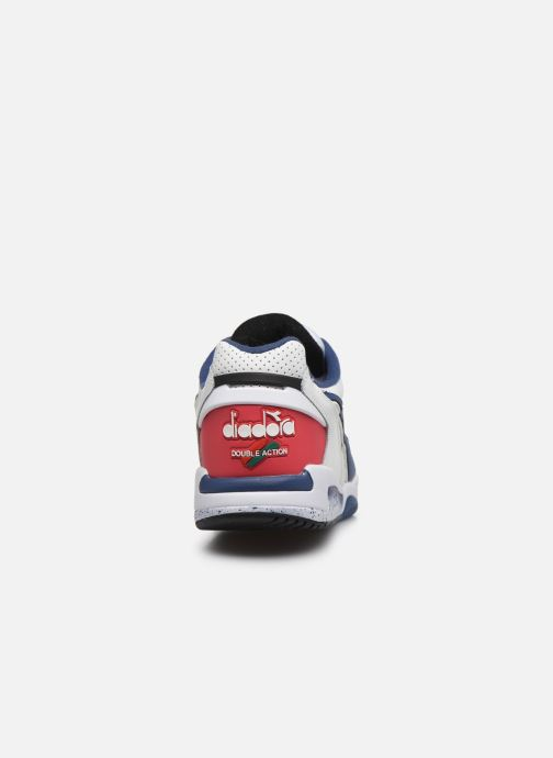 Sneakers Diadora Rebound Ace Bianco immagine destra