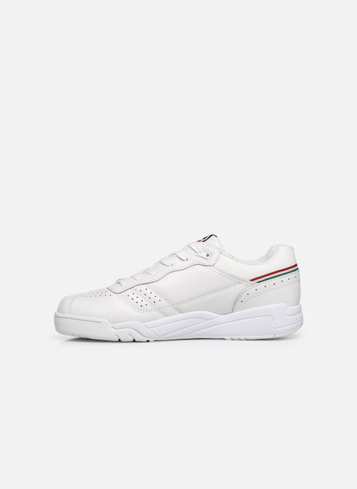 Baskets Diadora Action Blanc vue face