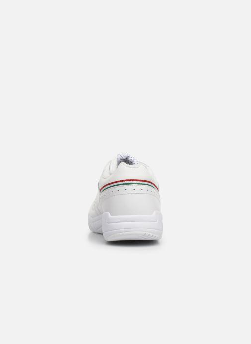 Sneakers Diadora Action Bianco immagine destra