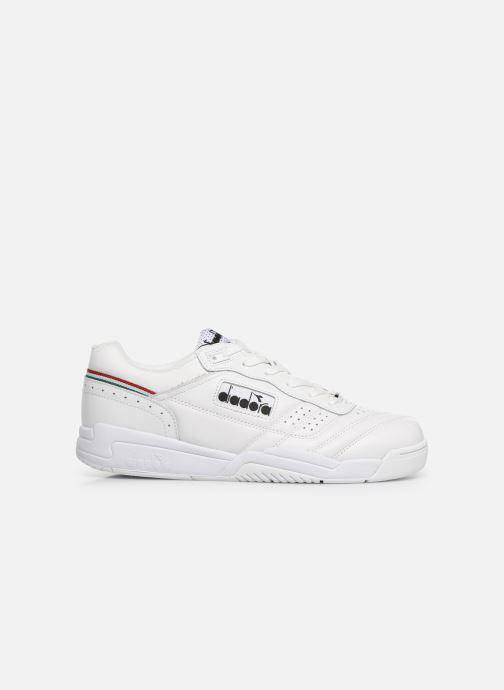 Sneakers Diadora Action Bianco immagine posteriore