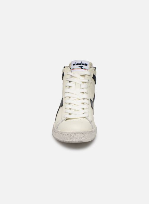 Sneakers Diadora Game L High Waxed W Wit model