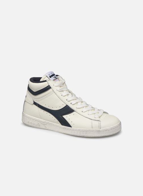 Sneakers Diadora Game L High Waxed W Wit detail