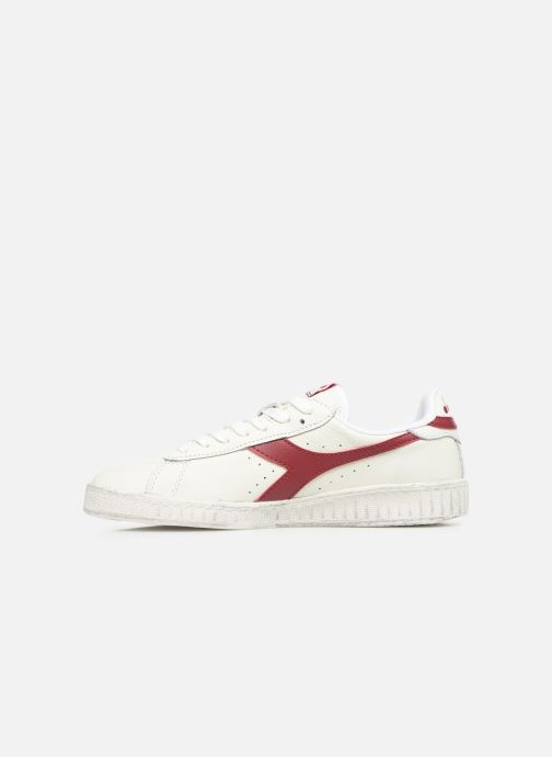 Deportivas Diadora Game L Low Waxed F Blanco vista de frente