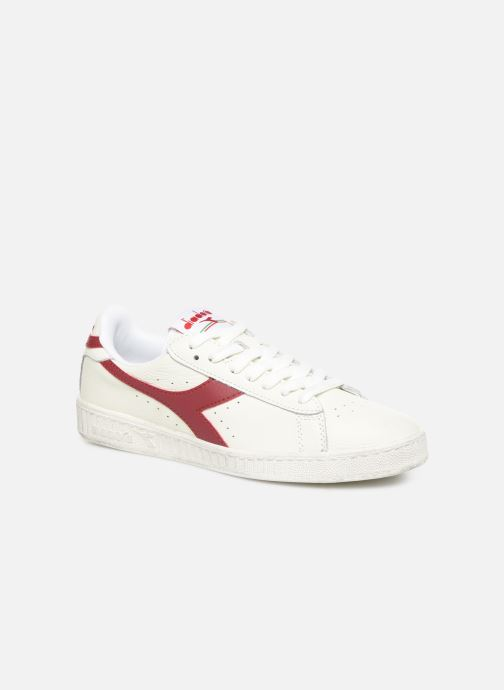 Deportivas Diadora Game L Low Waxed F Blanco vista de detalle / par
