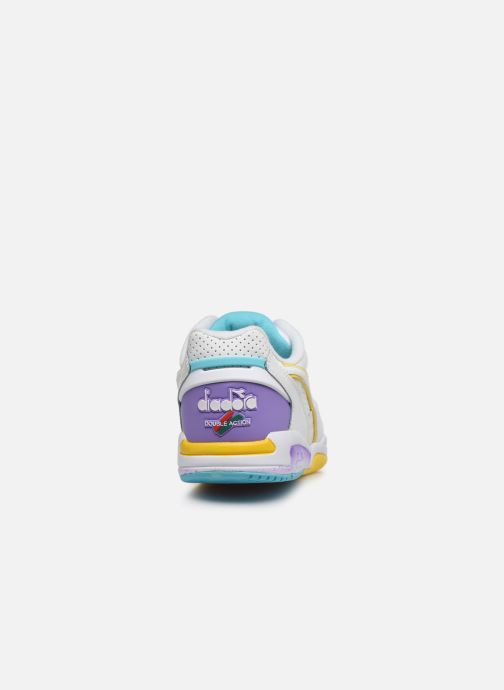 Trainers Diadora Rebound Ace Wn White view from the right