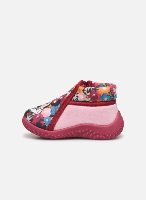 Chaussons Minnie Sensation Rose vue face