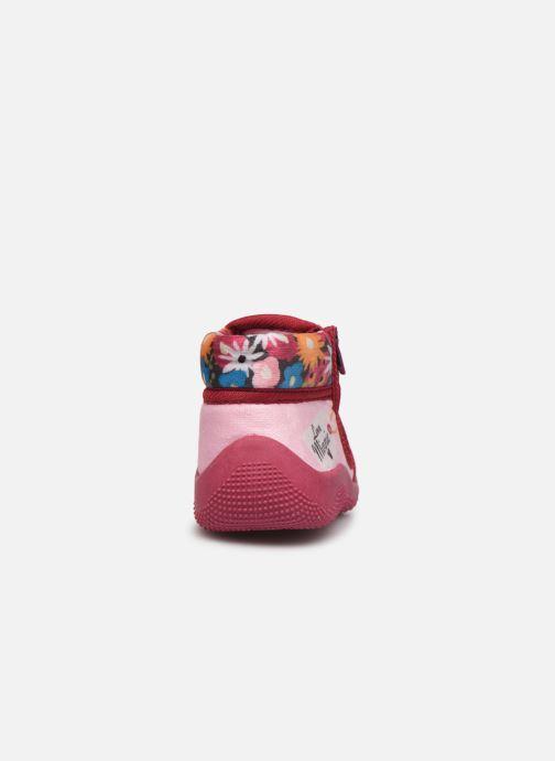 Hausschuhe Minnie Sensation rosa ansicht von rechts