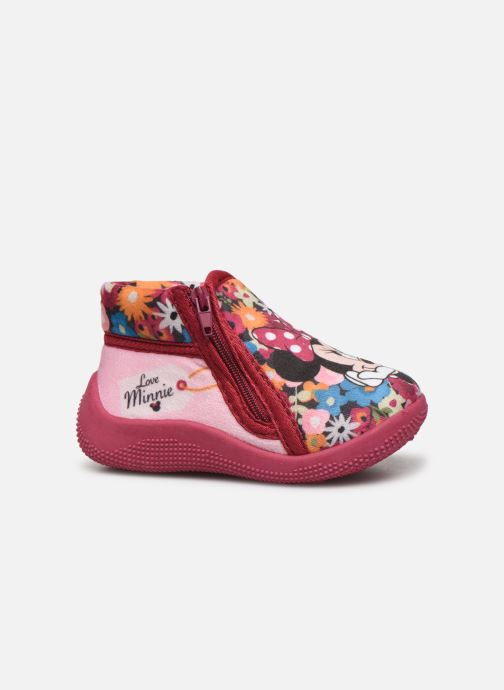 Pantoffels Minnie Sensation Roze achterkant