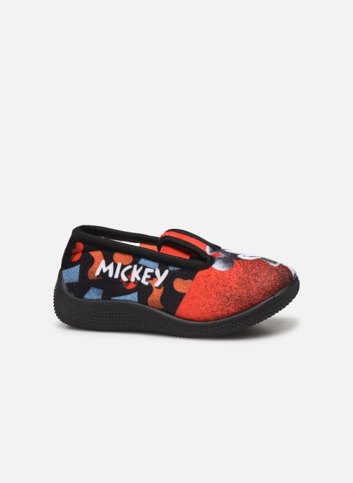 Slippers Mickey Mouse Spectacle Red back view