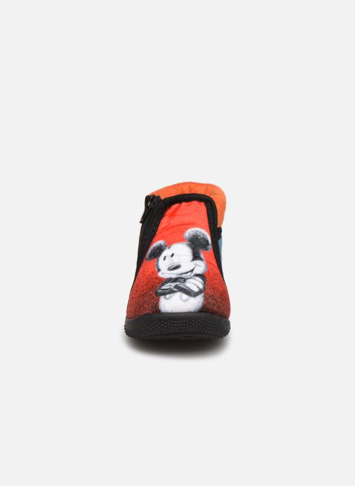 Slippers Mickey Mouse Sensation Red model view