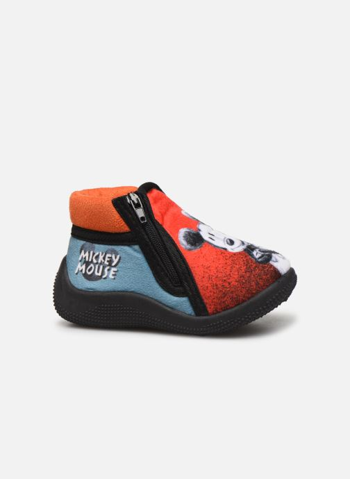 Pantoffels Mickey Mouse Sensation Rood achterkant