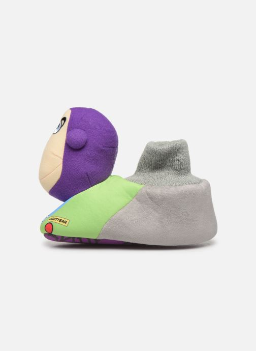 Chaussons Toy Story Seigneur Gris vue face