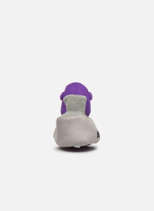 Hausschuhe Toy Story Seigneur grau ansicht von rechts