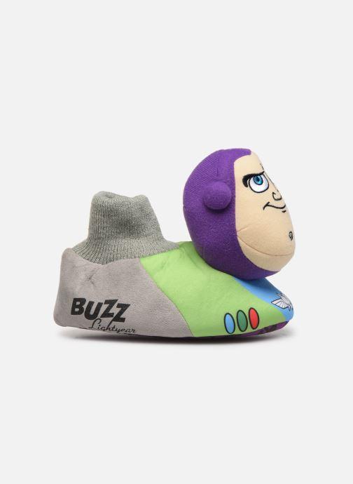 Hausschuhe Toy Story Seigneur grau ansicht von hinten