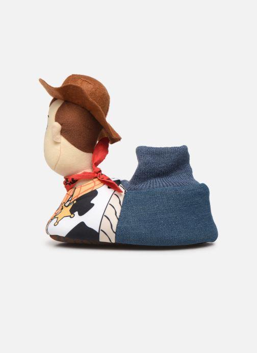 Chaussons Toy Story Seigneur Gris vue face