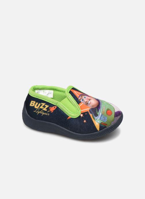 Pantuflas Toy Story Serillon Azul vista de detalle / par
