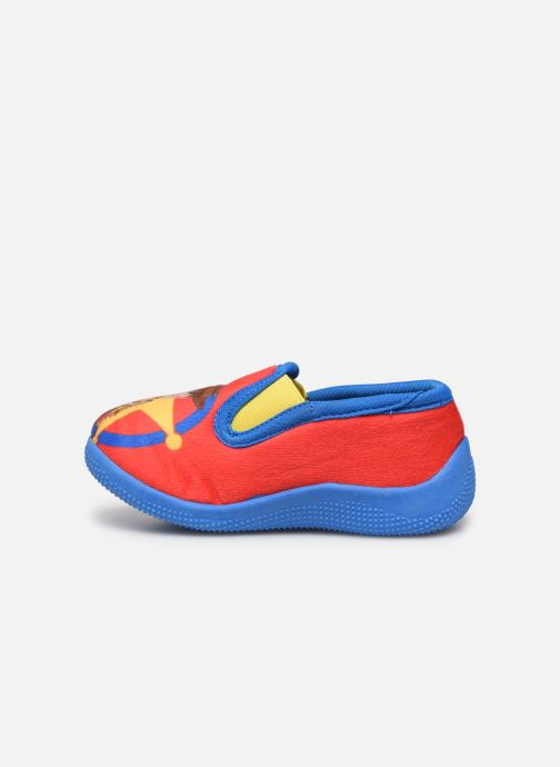 Chaussons Toy Story Serillon Rouge vue face