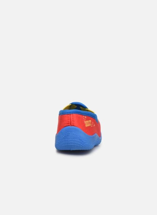 Chaussons Toy Story Serillon Rouge vue droite